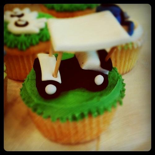 Buggy Cupcake!?