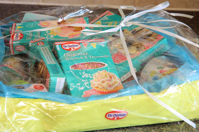 Dr Oetker baking supplies 1517 R