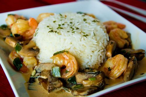 Shrimp Tchefuncte