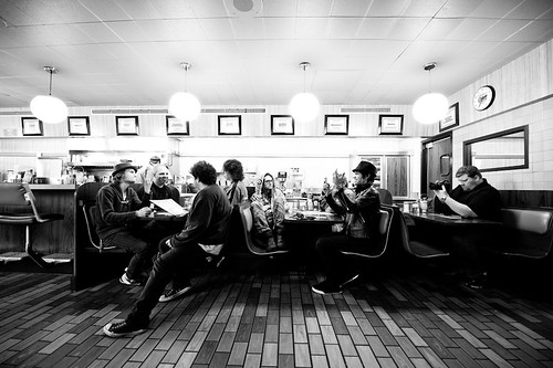 5598134234 828e90d781 Photo of the Week Sinai at the Waffle House