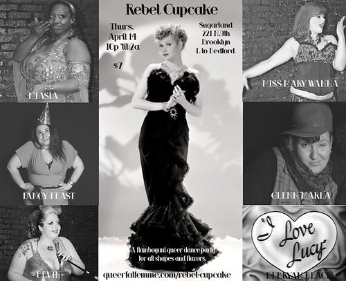 Rebel Cupcake 12: I Love Lucy