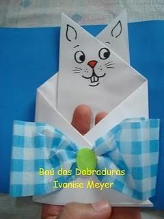 PAP Fantoche de Origami
