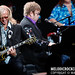 Elton John and Davey Johnstone live on April 6, 2011 in Bismarck