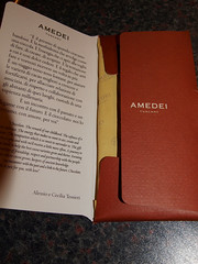 Amedei Gianduja Bar (Natalie...) Tags: italian sweet chocolate tasty hazelnut creamy amedei milkchocolate praline gianduja chocolatereviews