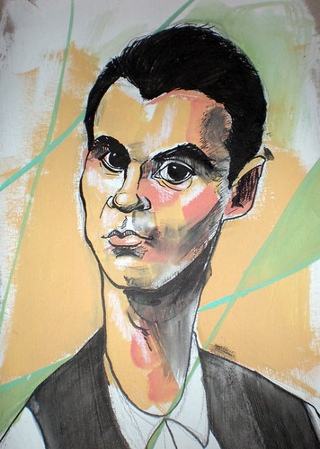 david byrne by lesliebot