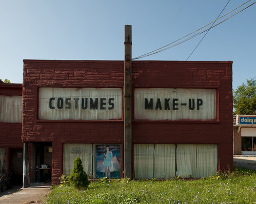 John Humble, Costumes, Make-Up, Kalamazoo, Michigan, 2010