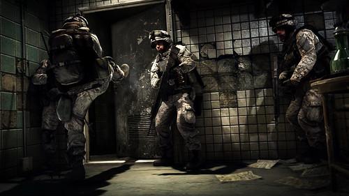 Battlefield 3 Kick The Door