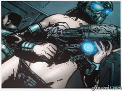 Gears of War - Roman-Comics - 03