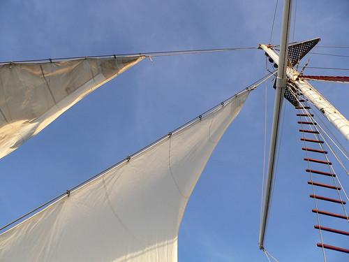 travel cruise island sailing grenada caribbean windjammer 2011