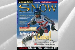 SNOW 11 - prosinec-leden 2003/2004