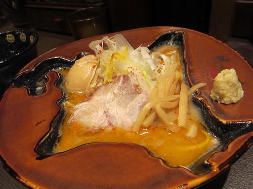 東京ラーメンストリート 蟹専門 けいすけ 北の章