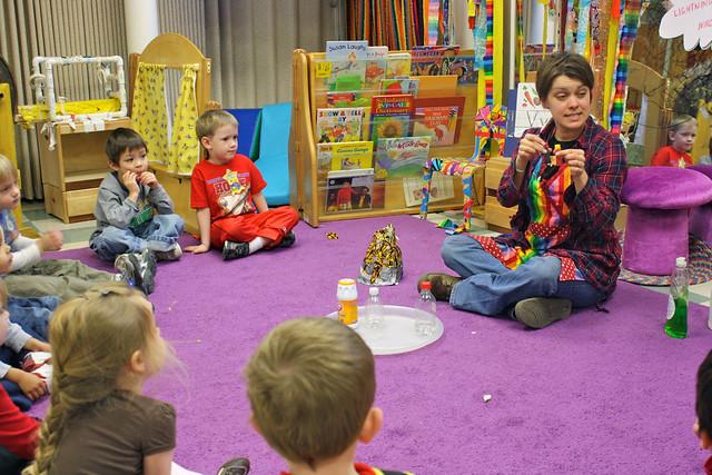 v week • preschool - 09