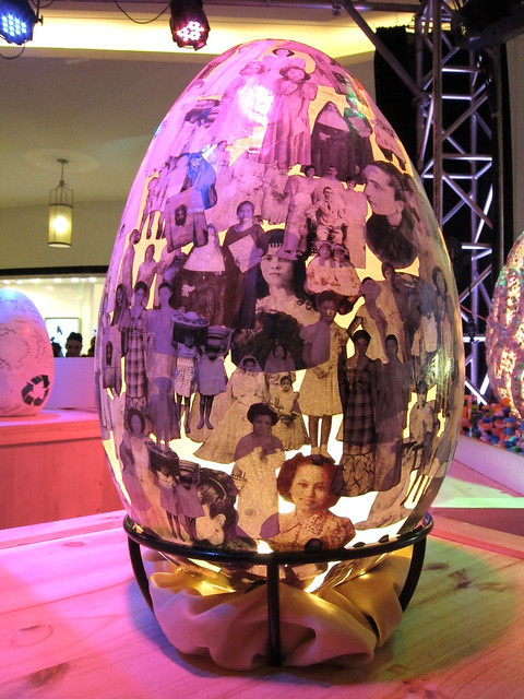 My egg