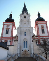 The Basilica at Mariazell, Austria (sterreich) (DenesG1-still off, computerproblems) Tags: church colors architecture austria sterreich basilica religion gothic baroque catholicism closter pilgrims mariazell topshots benedictins bej abigfave anawesomeshot canons5is saariysqualitypictures denesg1 richards flickrsportal msgrcardinaljzsefmindszentyhungarianprimas mindszentyjzsefbboroshercegprms