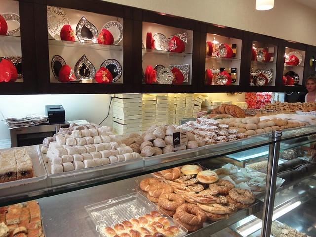 Patisserie Cafe em Istambul