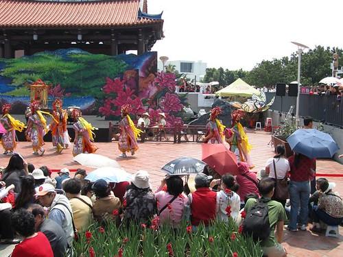 2011台北花博-百藝廣場-八家將.JPG