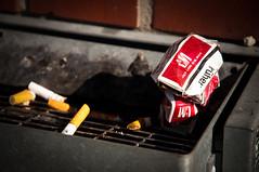 Destructive (Gertjan van Ginkel) Tags: smoking cigarettesmoke