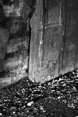 IMG_0348 (stevenbley) Tags: nottingham blackandwhite bw white black mill abandoned contrast rust theater factory bell bokeh pennsylvania lace decay clocktower grease pa urbanexploration oil maze scranton grime breeze bowlingalley planks decayed woodfloors urbanexploring urbex sneak looms scrantonlace guerillahistorian