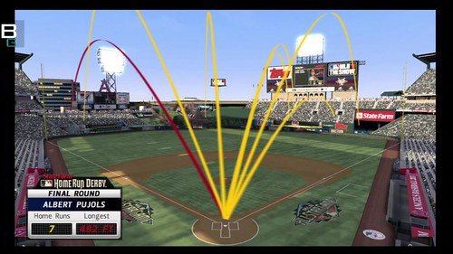 PS3 Move baseball MLB 11 The Show Homerun Derby Mode Booya Gadget Review