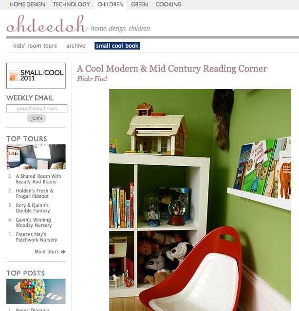 Finn's Modern Reading Corner