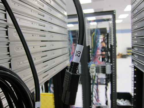 SoftLayer San Jose Data Center Construction