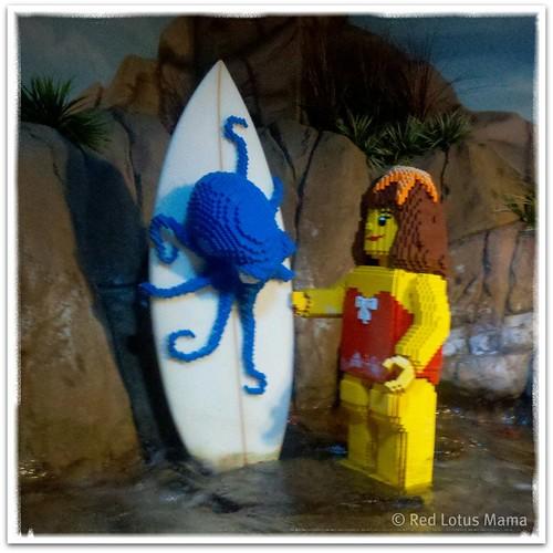 SEA LIFE Carlsbad Aquarium #octopusgarden