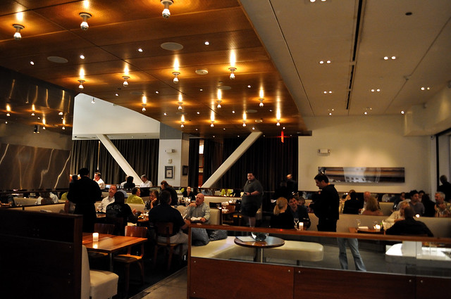 RM Seafood - Dining Area