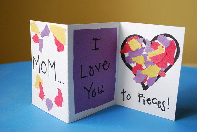 Alfa img - Showing Simple Mother's Day Preschool Crafts
