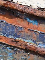 Conn11-6463 (mazarak) Tags: ireland colour texture galway boats paint connemara letterfrack derryinverquay