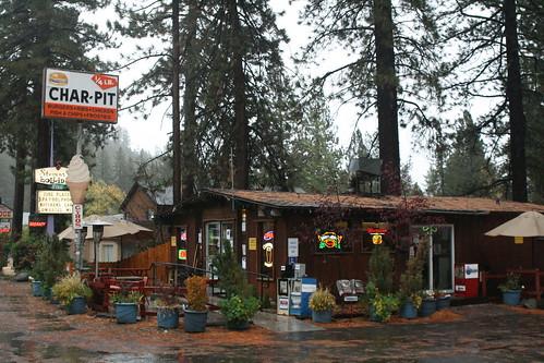 Char Pit, North Tahoe
