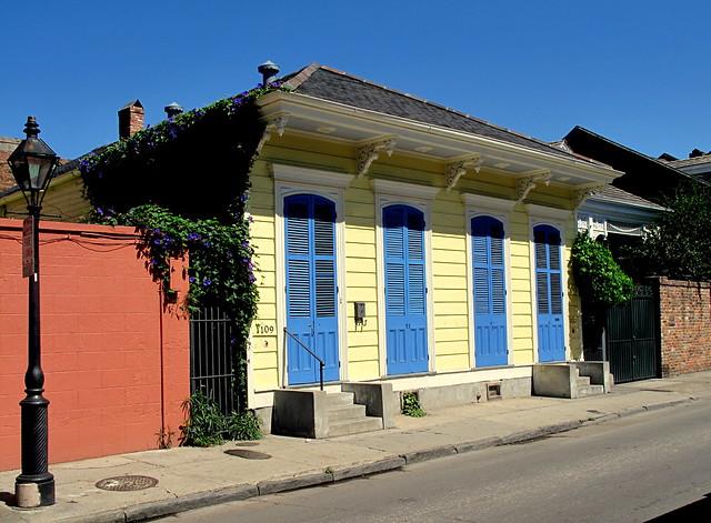 Creole Cottage I