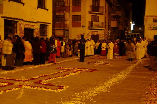 Easter Procession - Copacabana, Bolivia