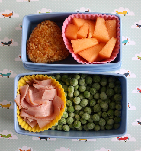 Toddler Bento #106: April 19, 2011