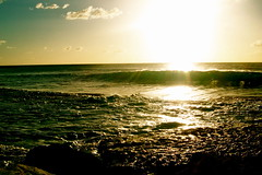 Ko'Olina (Arista_Imaging) Tags: ocean sun beach water sunshine glitter hawaii rocks paradise waves break kodak reef c813 kooilna