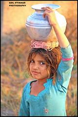 cute girl (Adil (CHamp)) Tags: portrait villagegirl hardlife poorgirl workinggirl innocentgirl villageportraits portraitsofvillagegirls