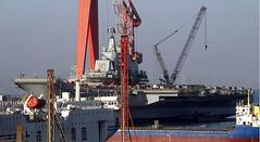 纽约时报:中国航母重装上阵