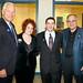 Meeting Bill Clinton March 2009