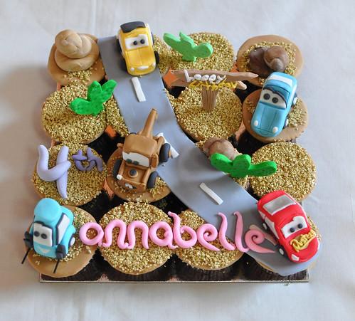 Annabelle's Disney Cars