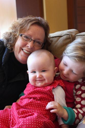 grandma cam and the girls