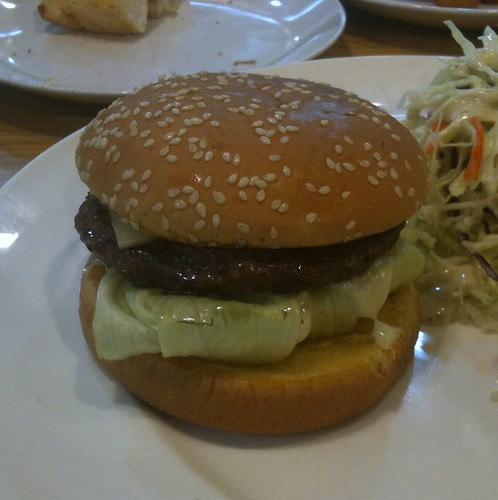 Jeffer Cheese Burger