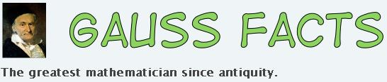 Gaussfacts – Gauss: el Chuck Norris de las matemáticas
