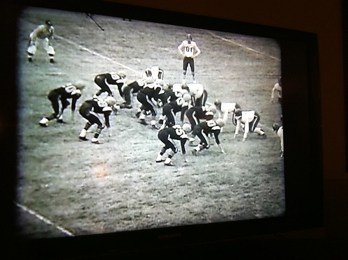 1957 Wyoming 4A Football Finals