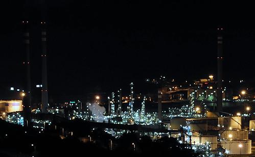 Refineria de A Coruña by Ricardo Cantero