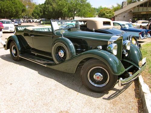 34 Packard Saledo 2011