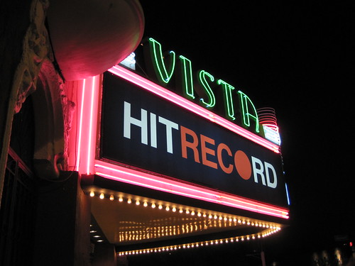 HitRECord at the Movies