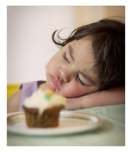 cupcake pout