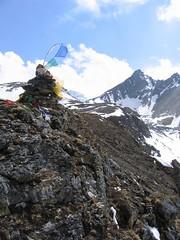 Jhomolhari Trek 267 Bhutan (Iancochrane) Tags: trekking la bhutan hiking buddhist prayer pass flags western yeli jhomolhari