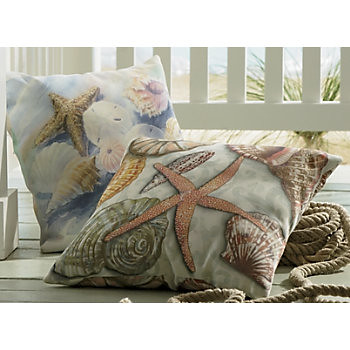 Nautical Toss Pillows
