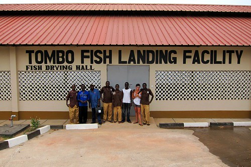 Tombo Fish Landing Facility