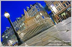 London Blue Night (davidgutierrez.co.uk) Tags: blue london night stpauls